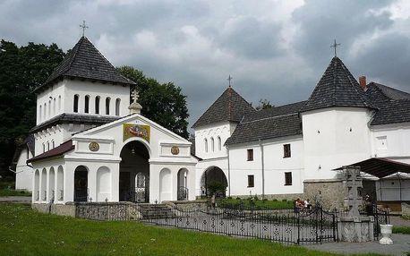 Pohodový pobyt na Podkarpatské Rusi