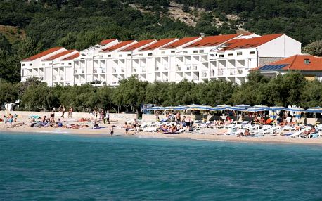 Chorvatsko - Baška na 8-10 dnů, polopenze