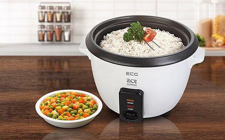 Rýžovary ECG, se kterými se vám rýže vždy povede