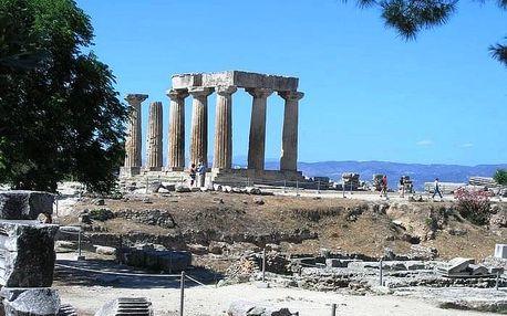 Řecko - velký okruh - nejen za antickými památkami - prodlouž..., Peloponés