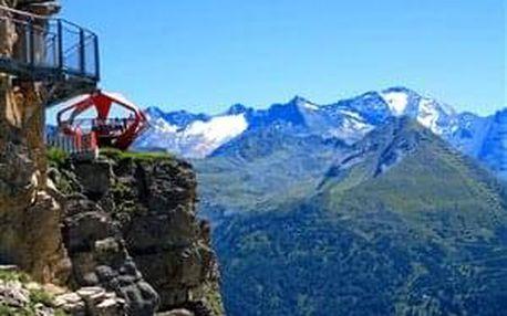 Alpy pro seniory - NP Vysoké Taury a termální lázně Bad Gastein, Gasteinertal