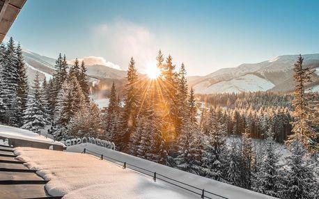 Zima a wellness v Jasné v hotelu Ostredok ***