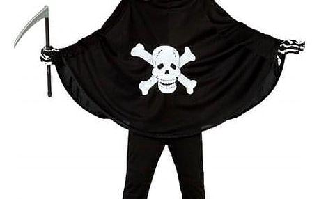 Tunika - plášť se smrtkou