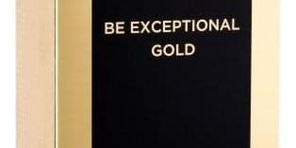 S.T. Dupont Be Exceptional Gold 100 ml parfémovaná voda pro muže2
