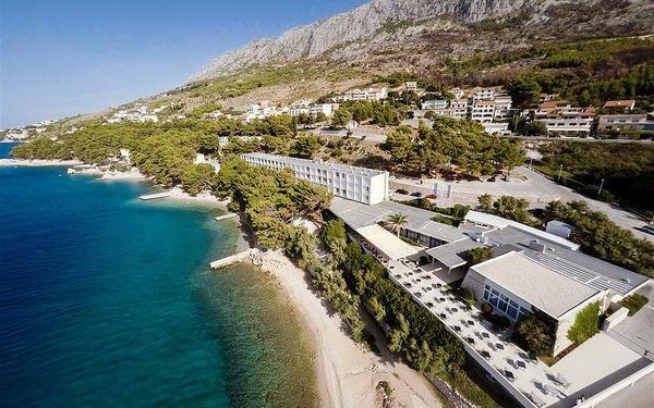 Hotel Sagitta, Makarská riviéra, vlastní doprava, all inclusive2