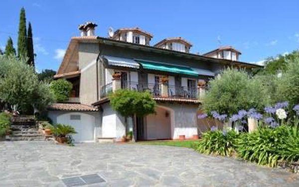 Pobyt v Toskánsku v rodinné vile La Pippola pro dva a dítě do 10 let2