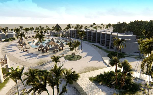 Hotel Kilindini Resort & Spa, Zanzibar, letecky, all inclusive2