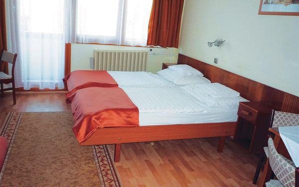 Apartmánový hotel Bük, Bük, vlastní doprava, polopenze5