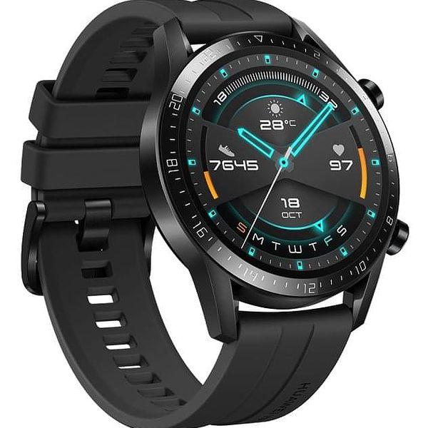 Chytré hodinky Huawei Watch GT 2 (46 mm) (55024474) černé + DOPRAVA ZDARMA5