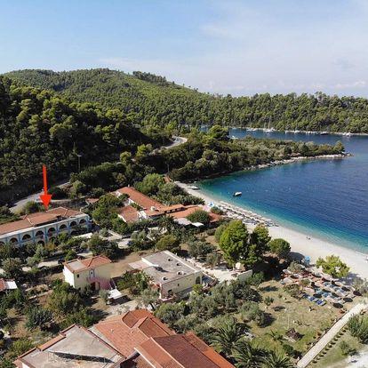 Řecko - Skopelos na 11 až 12 dní, bez stravy s dopravou letecky z Prahy, Skopelos