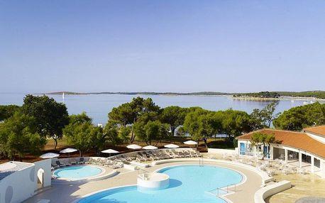 Chorvatsko - Istrie na 8 dní, polopenze, Istrie