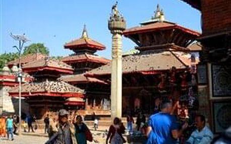 Krásy Nepálu, Kathmandu