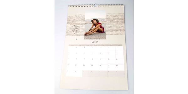 Velký nástěnný měsíční kalendář A3 (S15, S20)2