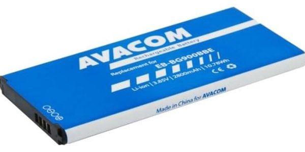 Baterie Avacom pro Samsung Galaxy S5, Li-Ion 2800mAh (náhrada EB-BG900BBE) (GSSA-S5-2800)