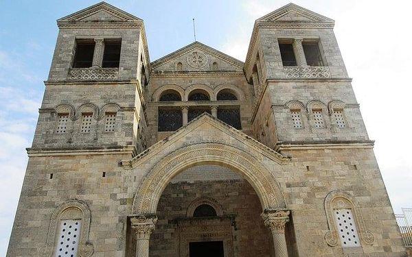 Izrael - okruh za biblickými památkami, Jeruzalém, letecky, polopenze3