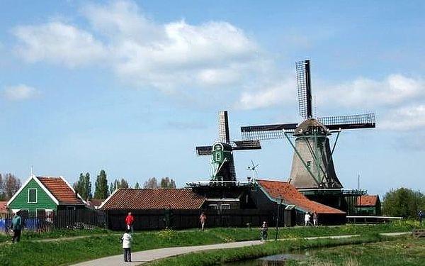 Jižní Holandsko - za krásou květin - 5 dní se snídaní4