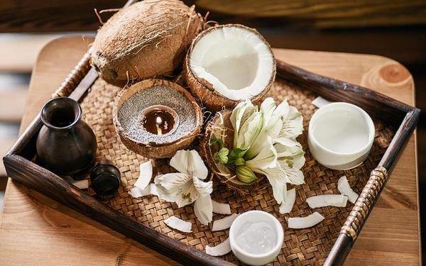 Thajská olejová masáž aroma - platnost 4 měsíce, 60 minut, počet osob: 1 osoba, Karlovy Vary (Karlovarský kraj)2
