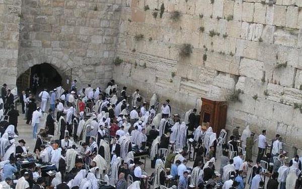 Izrael - okruh za biblickými památkami, Jeruzalém, letecky, polopenze4