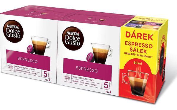 NESCAFÉ Dolce Gusto® Espresso Box (2x96g+Hrnek)2