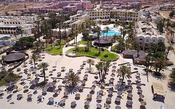 Eden Star, Djerba, letecky, all inclusive4