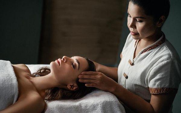 Thajská olejová masáž aroma - platnost 4 měsíce, 60 minut, počet osob: 1 osoba, Karlovy Vary (Karlovarský kraj)4