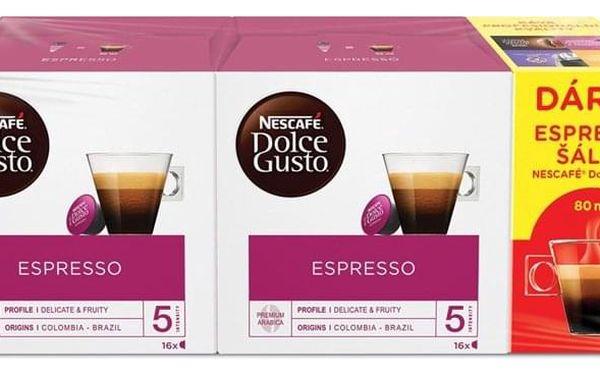 NESCAFÉ Dolce Gusto® Espresso Box (2x96g+Hrnek)