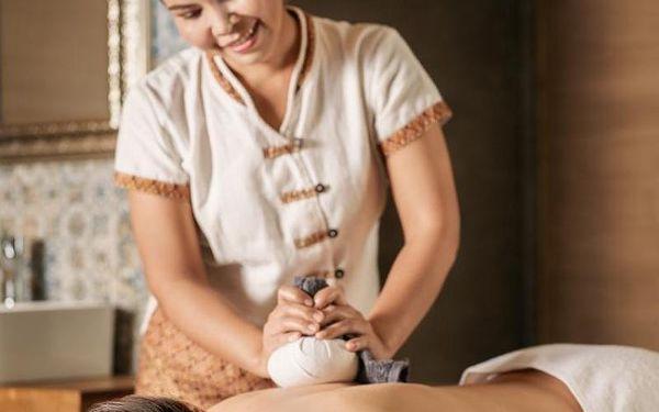 Thajská olejová masáž aroma - platnost 4 měsíce, 60 minut, počet osob: 1 osoba, Karlovy Vary (Karlovarský kraj)5