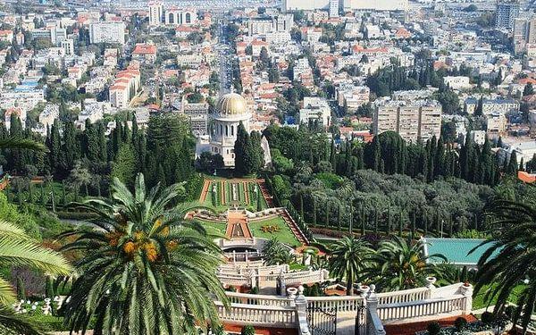 Izrael - okruh za biblickými památkami, Jeruzalém
