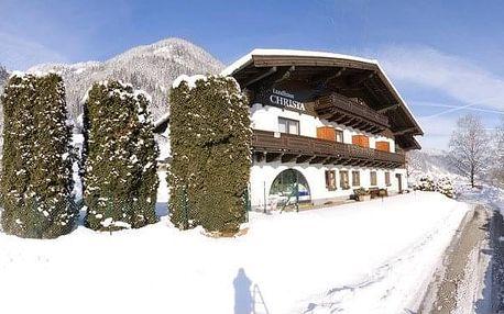 Rakousko - Saalbach / Hinterglemm na 4 dny, snídaně, Saalbach / Hinterglemm