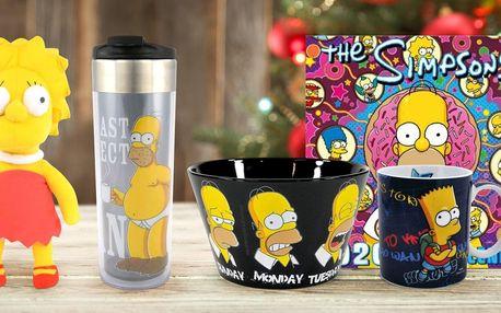 Dárky z oficiální kolekce The Simpsons pro fanoušky