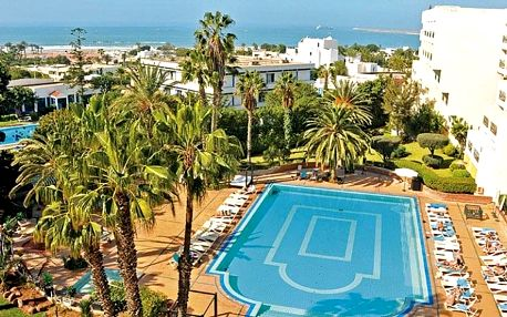 Maroko letecky na 8 dnů