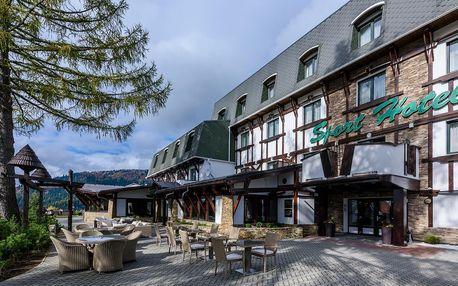 Nízké Tatry: Wellness hotel ŠPORT