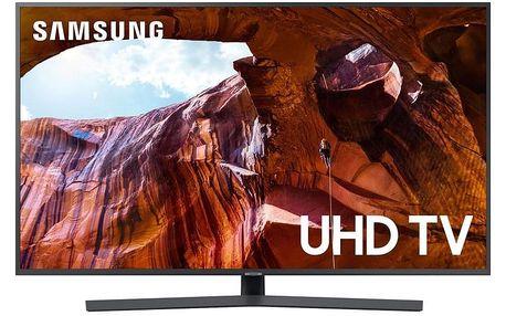 Televize Samsung UE55RU7402 šedá/titanium + DOPRAVA ZDARMA