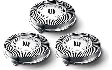Frézky pro holící strojky Philips Series 3000 SH30/50