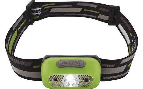 Čelovka EMOS LED CREE 5W nabíjecí zelená (1441250920)