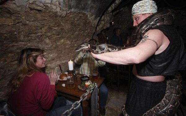 Pravá středověká hostina s all inclusive konzumací2