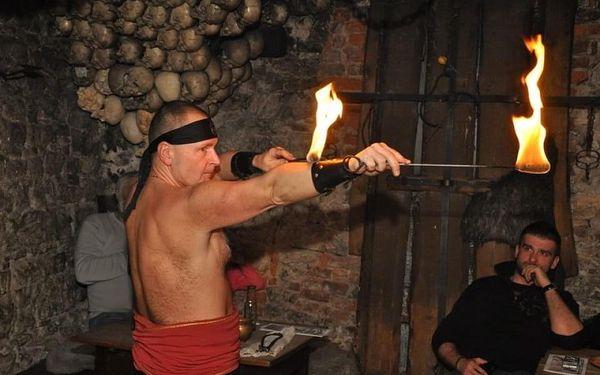 Pravá středověká hostina s all inclusive konzumací5