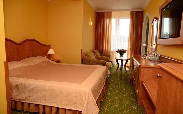 Hotel Polaris, Baltské moře, vlastní doprava, snídaně v ceně4