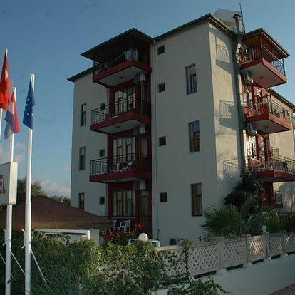 Turecko - Side na 8 až 9 dní, polopenze s dopravou letecky z Prahy, Side