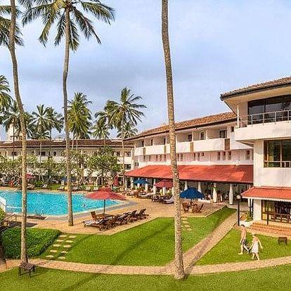 Srí Lanka - Kalutara na 10 dní, polopenze s dopravou letecky z Prahy, Kalutara