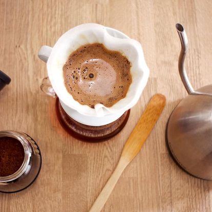 Kurzy domácí přípravy kávy různými metodami