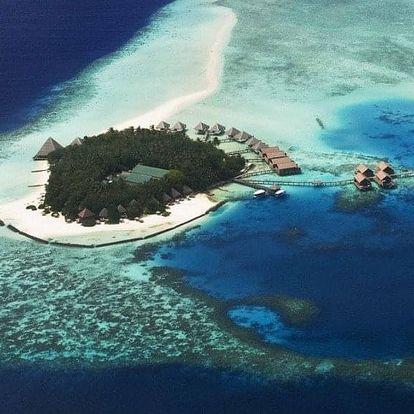 Maledivy - Atol Ari na 9 až 10 dní, polopenze s dopravou letecky z Prahy, Atol Ari