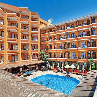 Turecko - Alanya na 8 až 9 dní, all inclusive s dopravou letecky z Prahy nebo letecky z Brna, Alanya