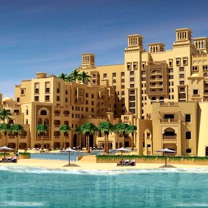 Spojené arabské emiráty - Sharjah na 4 dny, snídaně s dopravou letecky z Prahy, Sharjah