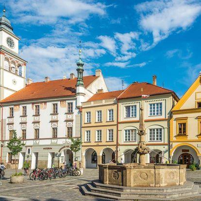 Jižní Čechy v penzionu Dílna u Třeboně se snídaní