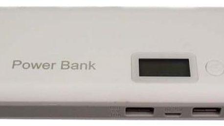 Powerbanka s displejem 38 000 mAh