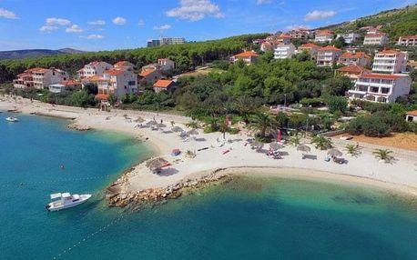 Chorvatsko - Trogir autobusem na 10 dnů
