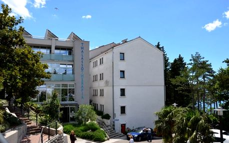 Crikvenica - hotel ThalassoTherapia **** - ODJEZD Z MORAVY, Kvarner