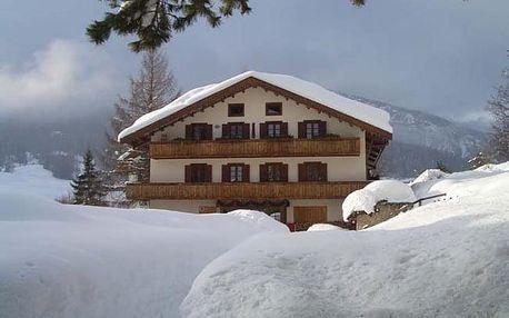 Itálie - Cortina d´Ampezzo na 4 až 6 dní, polopenze, Cortina d´Ampezzo