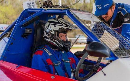 Rallycrossový den - 20 kol na závodní trati